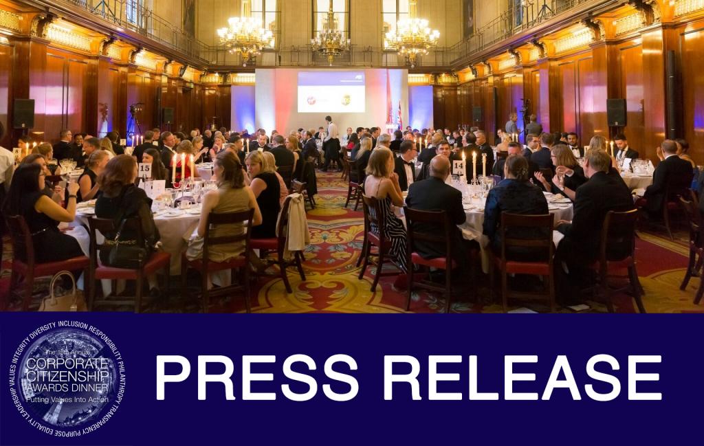 Press Release: BritishAmerican Business Honours Jim Barber, UPS and