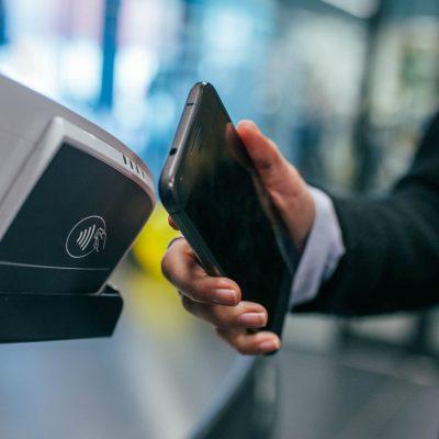 FinTech Contactless Payment