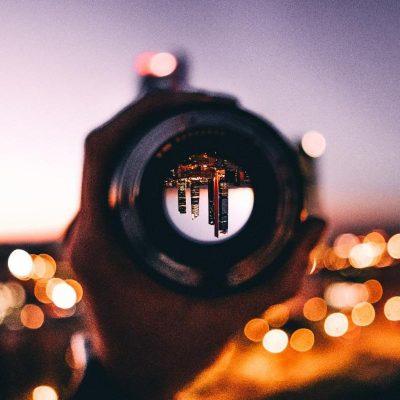 NY through a lens